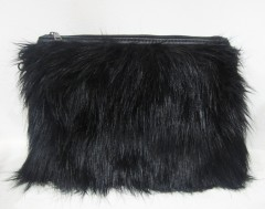 Black Hairy Clutch