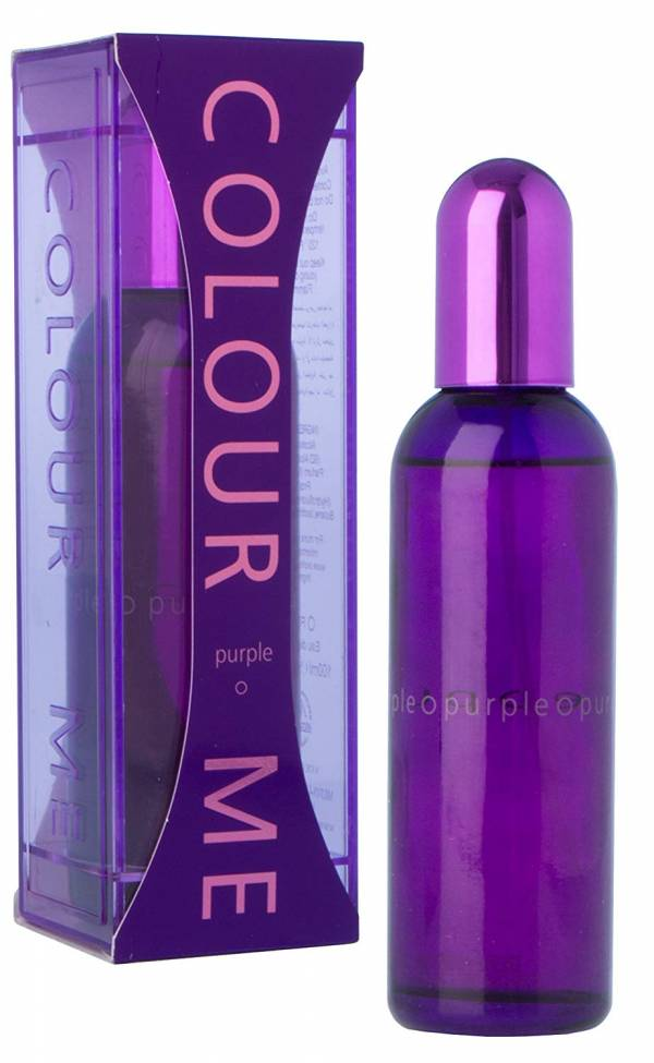 COLOR ME Purple & Pink Perfume
